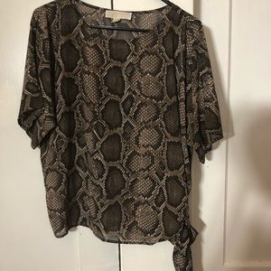 Michael Kors top/blouse
